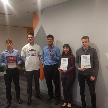 gov hack, award winners, australia, transport modelling, Brisbane, Queensland, Veitch Lister Consulting, VLC