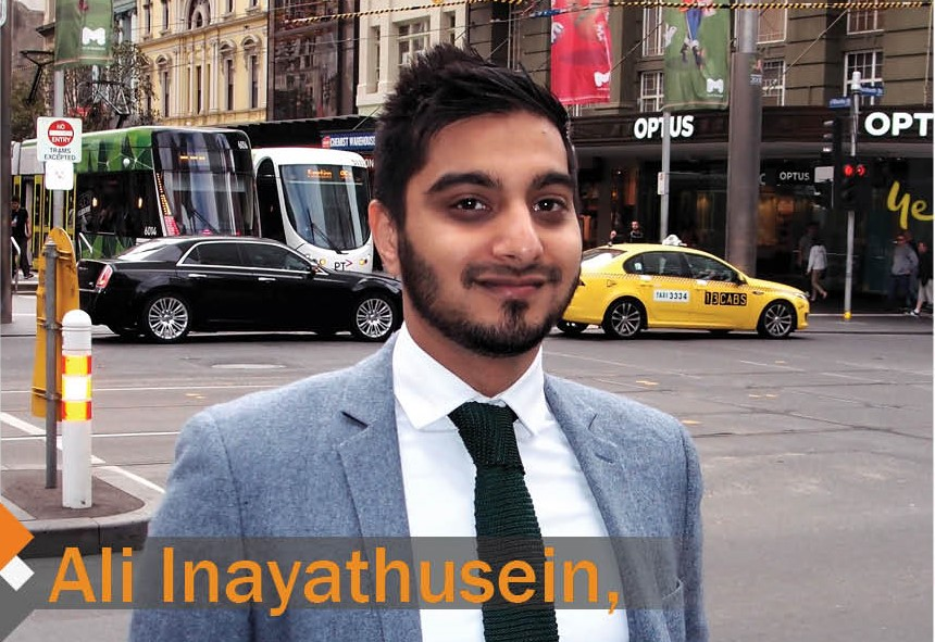 Ali Inayathusein, Future Transport, Melbourne, Victoria, Australia, Veitch Lister Consulting, VLC