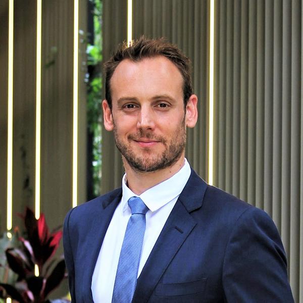 Gavin Nicholls, Brisbane, Queensland, Veitch Lister Consulting, VLC