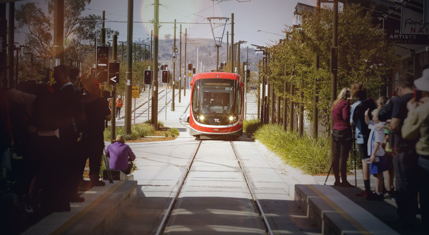 Canberra Light Rail (Stages 1 & 2) - VLC
