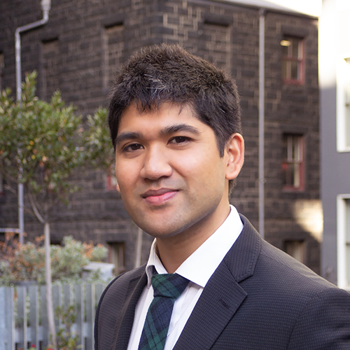 Azim Bhutta, Graduate Transport Analyst, Melbourne, Victoria, Veitch Lister Consulting, VLC