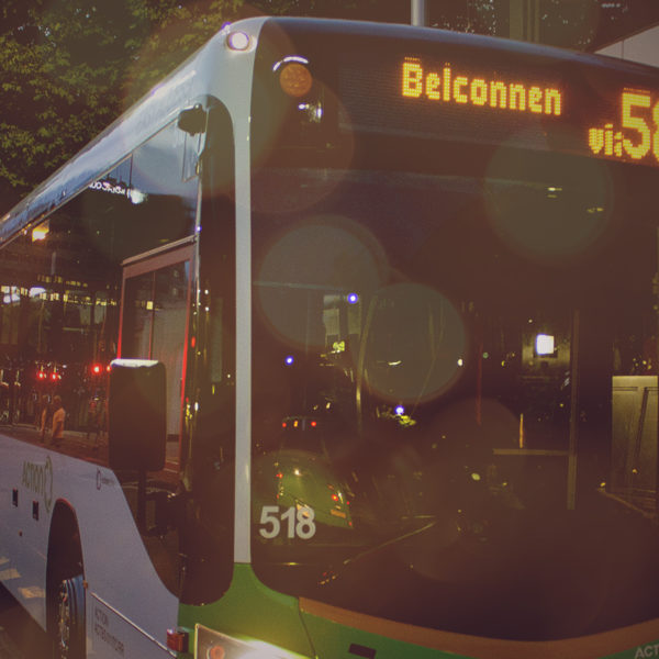 banner, ACT bus integration, Transport analytics & forecasting, Transport planning, Canberra, Australian Capital Territory, Melbourne, Brisbane, Sydney, Australia, Veitch Lister Consulting, VLC