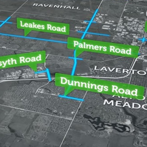 tile, Western Roads Upgrade, Transport analytics & forecasting, Transport planning, Melbourne, Victoria, Melbourne, Brisbane, Sydney, Australia, Veitch Lister Consulting, VLC
