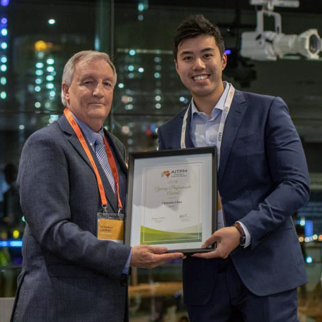 Clements Chan, AITPM Young Professional Award in Victoria, Veitch Lister Consulting, VLC
